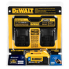 DEWALT Dual Port Charger with 4.0 Bluetooth Battery Pack