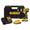 DEWALT 1/2-in 20-Volt Max Lithium Ion (Li-ion) Variable Speed Brushless Cordless Hammer Drill