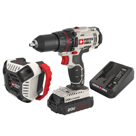 PORTER-CABLE 2-Tool 20-Volt Max Lithium Ion (Li-ion) Brushed Motor