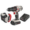 PORTER-CABLE 2-Tool 20-Volt Max Lithium Ion (Li-ion) Brushed Motor Cordless Combo Kit (No Case)