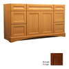 "KraftMaid 48"" Autumn Blush Summerfield Sonata Casual Bath Vanity"