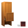 KraftMaid 18-in W x 52.5-in H x 15-in D Cherry Freestanding Cabinet Banks