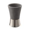 Style Selections Latimer Gray Resin Tumbler