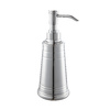 Style Selections Chrome Lotion Dispenser
