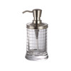 allen + roth Brushed Nickel Lotion Dispenser