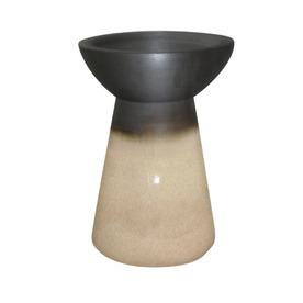 allen + roth Earthenware Candle Holder