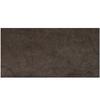 Style Selections Geletta Chocolate Glazed Porcelain Indoor/Outdoor Floor Tile (Common: 12-in x 24-in; Actual: 11.85-in x 23.85-in)