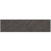 Style Selections Galvano Charcoal Porcelain Granite Bullnose Tile (Common: 3-in x 12-in; Actual: 2.82-in x 11.85-in)