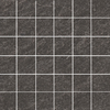 Style Selections Galvano Charcoal Porcelain Granite Border Tile (Common: 12-in x 12-in; Actual: 11.73-in x 11.73-in)