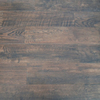 Style Selections Natural Timber Chestnut Porcelain Floor and Wall Tile (Common: 8-in x 48-in; Actual: 7.72-in x 47.4-in)
