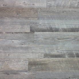 Style Selections Natural Timber Ash Porcelain Floor Tile (Common: 8-in x 48-in; Actual: 7.72-in x 47.4-in)