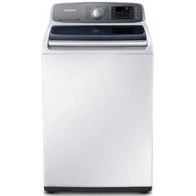 Samsung 5-cu ft High-Efficiency Top-Load Washer (White) ENERGY STAR