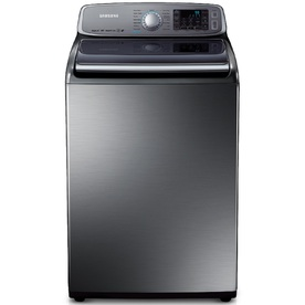 Samsung 5-cu ft High-Efficiency Top-Load Washer (Platinum) ENERGY STAR
