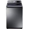 Samsung 5 cu ft High-Efficiency Top-Load Washer (Platinum Inox) ENERGY STAR