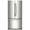 Samsung 19.43-cu ft French Door Refrigerator with Single Ice Maker (Stainless Steel)