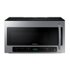 Samsung 2-cu ft Over-the-Range Microwave with Sensor Cooking Controls (Stainless Steel) (Common: 30-in; Actual: 29.875-in)