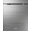 Samsung Chef Collection 40-Decibel Built-In Waterwall Dishwasher (Stainless Steel) (Common: 24-in; Actual 23.875-in) ENERGY STAR