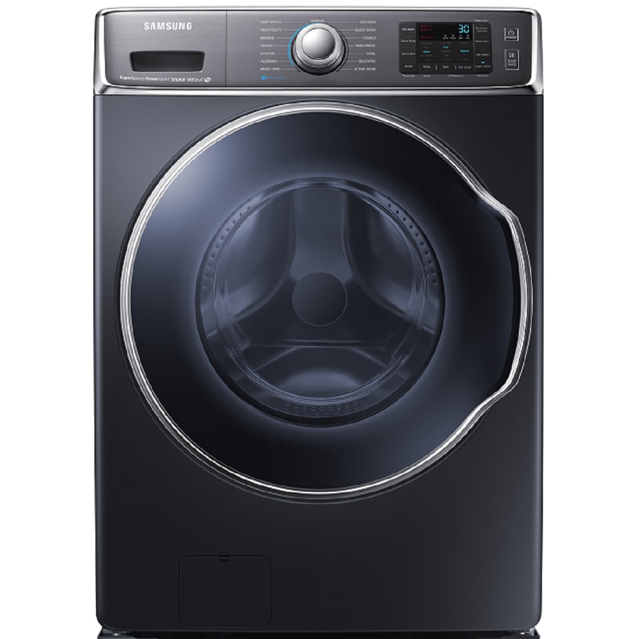Shop Samsung 5 6 Cu Ft High Efficiency Front Load Washer