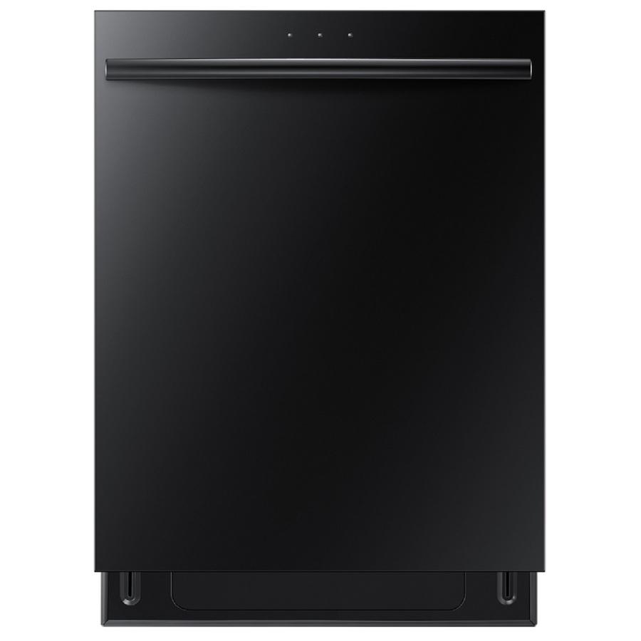 Shop Samsung 55 Decibel Built In Dishwasher Stainless: Shop Samsung 48-Decibel Built-In Dishwasher With Hard Food