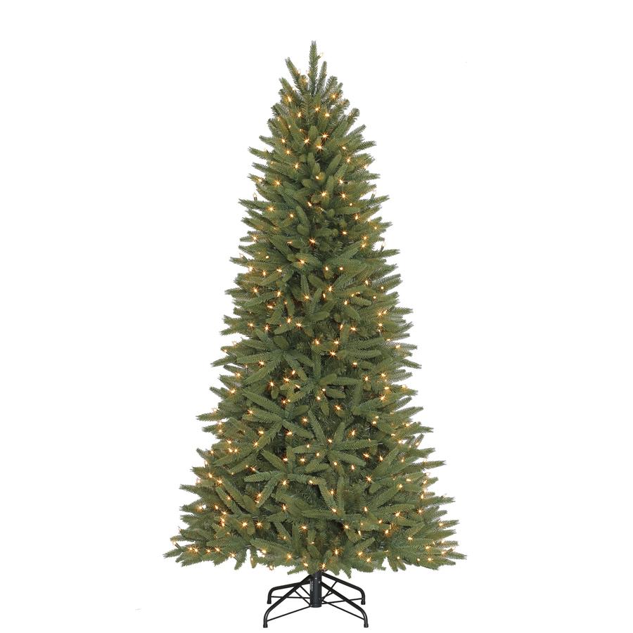 Lowes Prelit Christmas Trees