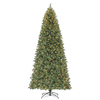 Holiday Living 9-ft Pre-Lit Fir Artificial Christmas Tree with White Incandescent Lights