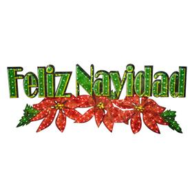 Upc 887628032411 Holiday Living 1 Piece Feliz Navidad