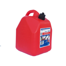 5-Gallon Plastic Gasoline Can
