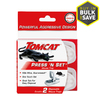 TOMCAT Press and Set 2-Pack Indoor Rodent Traps for House Mice