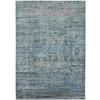 Safavieh Mystique Blue and Multicolor Rectangular Indoor Machine-Made Area Rug (Common: 5 x 8; Actual: 60-in W x 86-in L x 0.5-ft Dia)