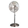 Cozy Breeze 16-in 3-Speed Oscillation Stand Fan