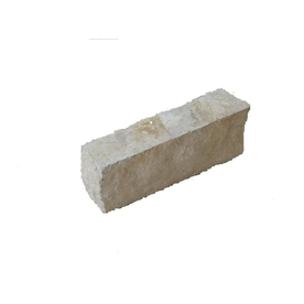 White Natural Patio Stone (Common: 6-in x 12-in; Actual: 6-in x 12-in)