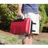 Cuisinart Petit Red 5,500-BTU 145-sq in Portable Gas Grill