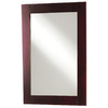 Magick Woods 30-in H x 20-in W Bathroom Mirror