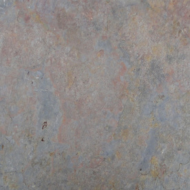 allen + roth 10-Pack Multicolor Natural Cleft Slate Floor and Wall Tile (Common: 12-in x 12-in; Actual: 11.81-in x 11.81-in)
