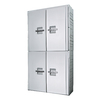 Inter-LOK 84-in H x 45-in W x 16-in D Resin Multipurpose Cabinet