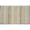 allen + roth Sedgwick 30-in x 50-in Beige Contemporary Accent Rug