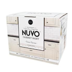 Nuvo 62 fl oz Interior Satin Kitchen and Bath Cream Paint and Primer in One