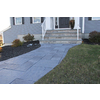 Nantucket Pavers 12-ft x 12-ft Gray Dutch Rivenstone Paver Patio Block Project Kit