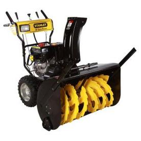Stanley 302cc 30-in Two-Stage Gas Snow Blower