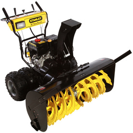 Stanley 420cc 45-in Two-Stage Gas Snow Blower