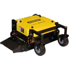 Stanley 530-cc 36-in Key Start Self-Propelled Dual Hydrostatic Side Discharge Gas Push Lawn Mower with Honda Engine