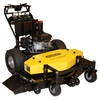 Stanley 530-cc 54-in Key Start Self-Propelled Dual Hydrostatic Side Discharge Gas Push Lawn Mower with Honda Engine