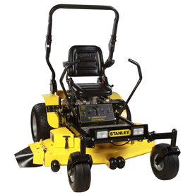 Stanley 54ZS 24 HP V-Twin Dual Hydrostatic 54-in Zero-Turn Lawn Mower