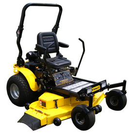 Stanley 62Zs 31 HP V-Twin Dual Hydrostatic 62-in Zero-Turn Lawn Mower with Kawasaki Engine