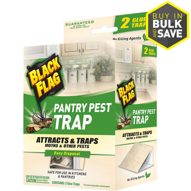 BLACK FLAG Black Flag Pantry Pest Trap