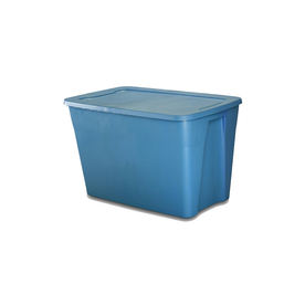 J. Terence Thompson 30-Gallon Slate BlueTote