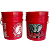GameDayLogo Alabama 5-Gallon Plastic Bucket