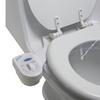 BLUE BIDET Toilet-Mounted Bidet