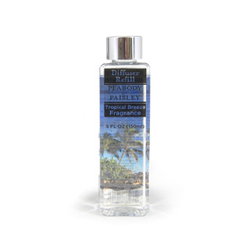 PEABODY &amp; PAISLEY 5.07 oz Tropical Breeze Liquid Air Freshener