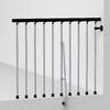Arke Civik 3.9-ft Gray Painted Stair Railing Kit